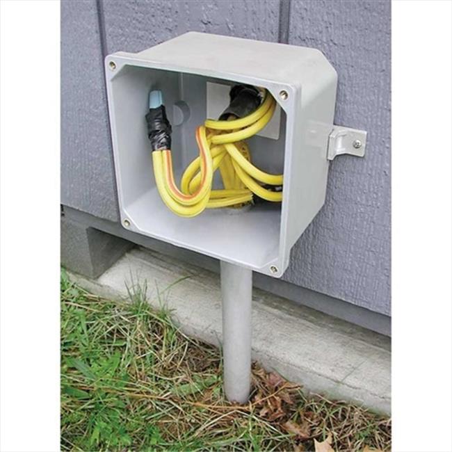 TekSupply PVC Junction Box