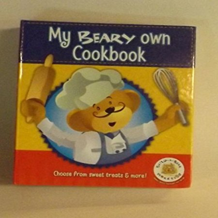 Build A Bear Workshop   My Beary Own Cookbook   W  Cookie Cutters Recipes  2012