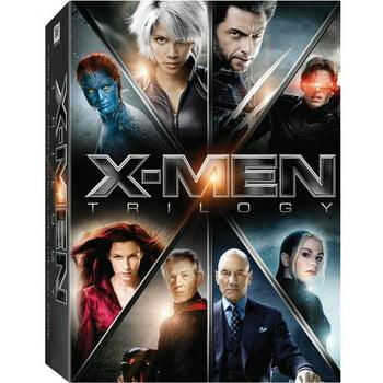 X-Men Trilogy Pack on Blu-ray