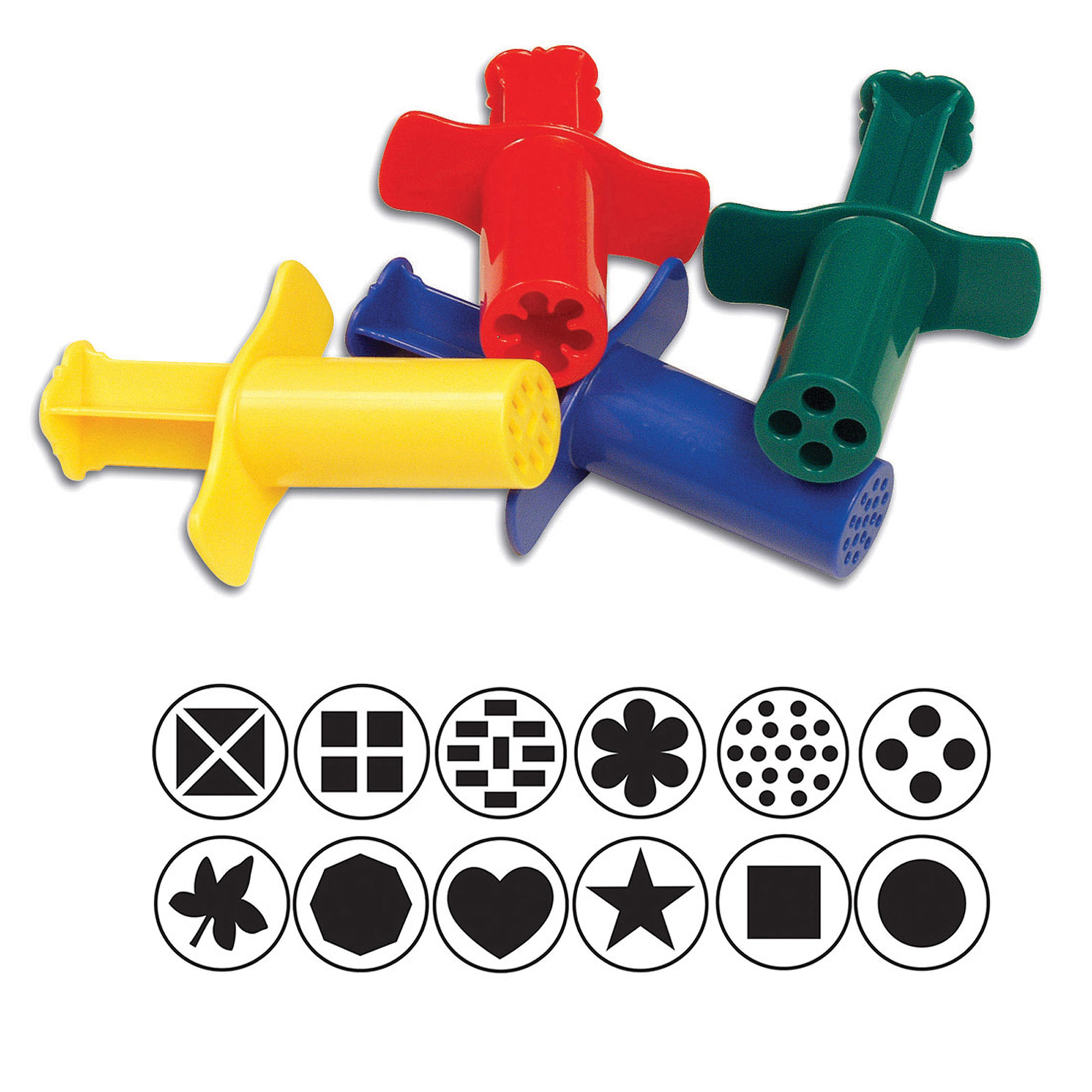 Modeling Dough Extruders, Pack of 12