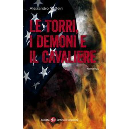 Le torri, i demoni e il Cavaliere - eBook - Halloween Torris