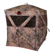 Ameristep The Crush Enforcer Hub Blind, Realtree AM1RX2H015L