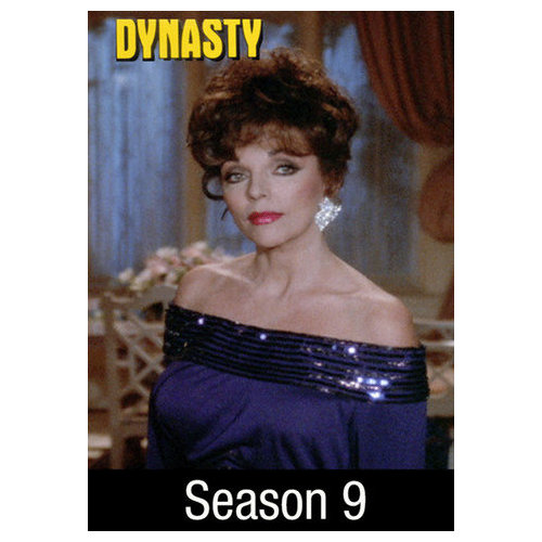 Dynasty: Blast From The Past (Season 9: Ep. 21) (1989)