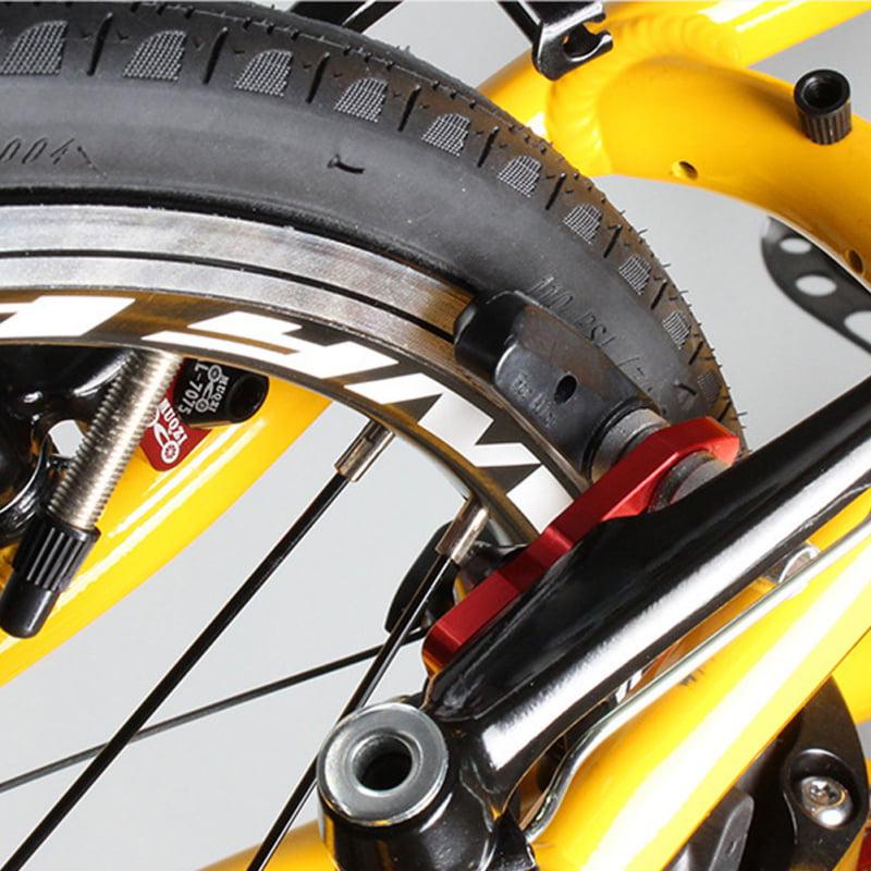 Bicycle Brake Extension 406 To 451 Conversion Seat Adapter Converter Set C1H2