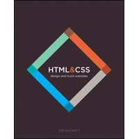 HTML and CSS: Design and Build Websites (Paperback)