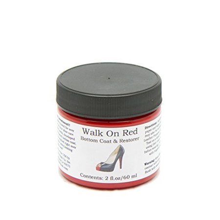 Angelus Paint Walk On Red Restorer 2 Oz by - Oil Painting Restorer