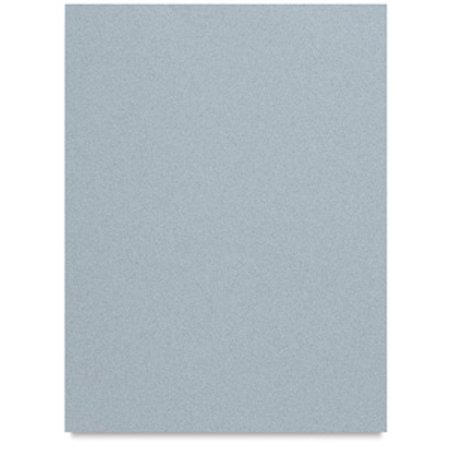 "Strathmore Artagain Drawing Paper - 19"" x 25"", Storm Blue, 1 Sheet"