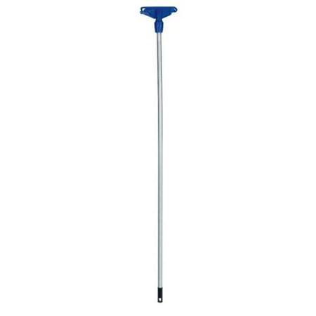 Elite Mops & Brooms 130-YD-1047 54 in. Household Mop Stick in Blue - pack of 6 - image 1 of 1