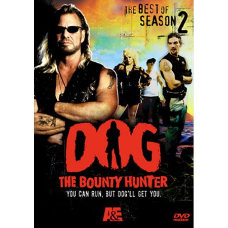 Dog, The Bounty Hunter: The Best of Season 2 (DVD) (Beth The Bounty Hunter)