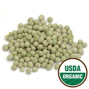 Sweet Green Pea Sprouting Seeds Organic 1 Lb (453 G) Starwest Botanicals by Starwest Botanicals Inc.