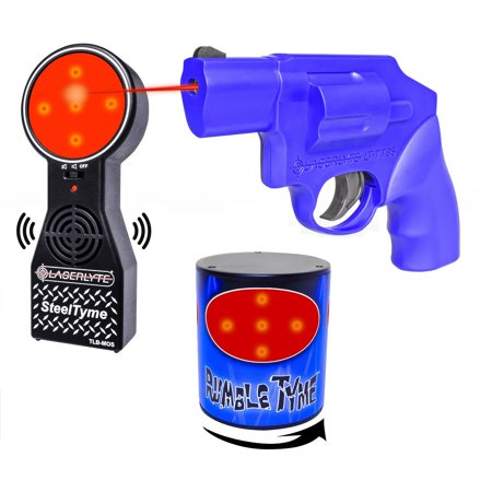Laser Training - Laserlyte Rumble and Steel Laser Trainer Kit