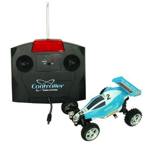 1:52 Mini RC Buggy Kart Car High Speed Racing Radio Control - Blue