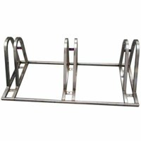 BICYCLE BIKE FLOOR STAINLESS STEEL STANDS RACKS