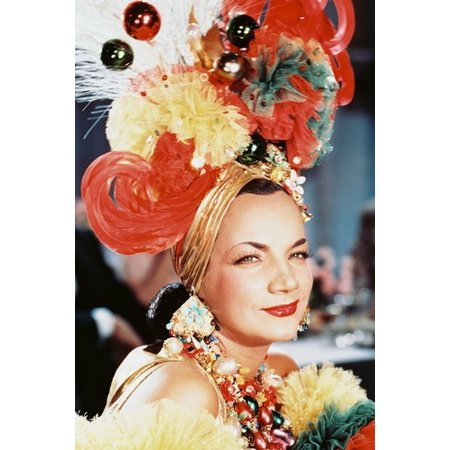Carmen Miranda 24X36 Poster - Carmen Miranda Costumes