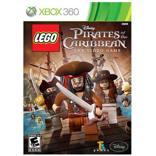Lego Pirates Of The Caribbean  (Xbox 360) - Pre-Owned