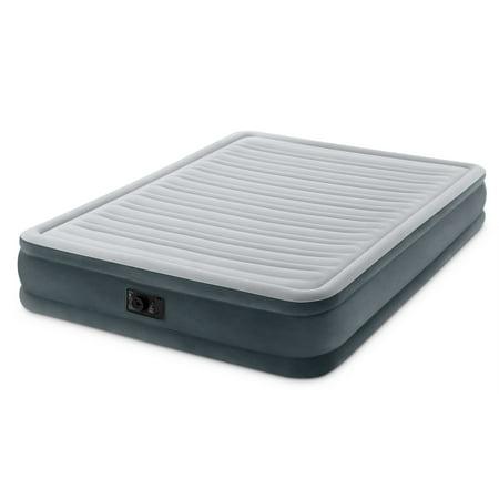 Intex Queen 13   Durabeam Comfort Plush Mid Rise Airbed Mattress