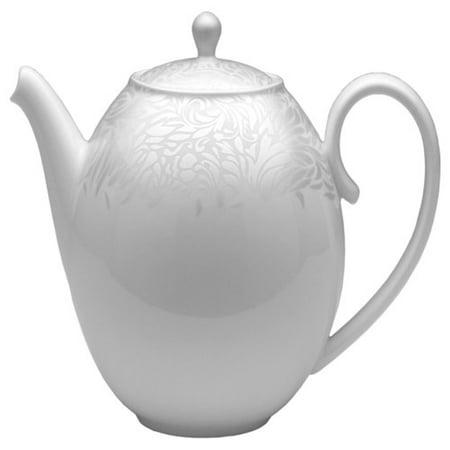 Denby Monsoon Lucille Silver Teapot - Walmart.com