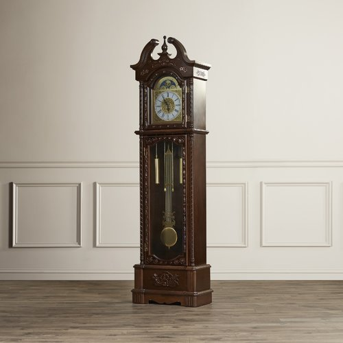 Darby Home Co 81.5'' Grandfather Clock by