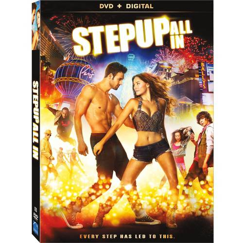 Step Up All In (DVD + Digital Copy) (With INSTAWATCH)