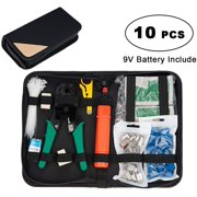 11 in 1 Network Tool kit rj45 Crimp Tool Internet Box Ethernet Cable Tester