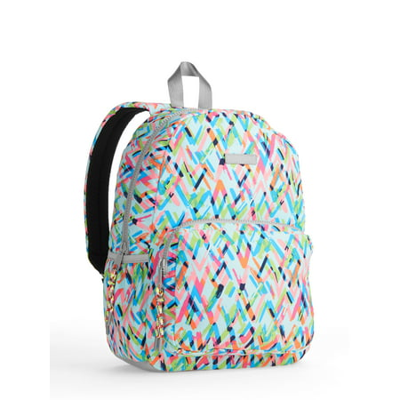 No Boundaries Mint Abstract Active Dome Backpack
