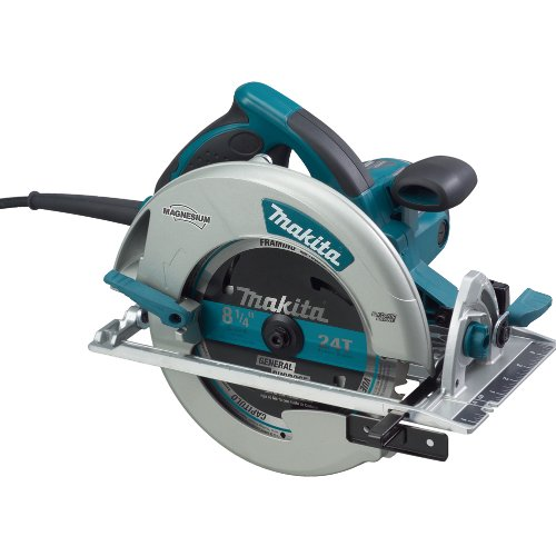 15-Amp 8-1/4 in. Magnesium Circular Saw