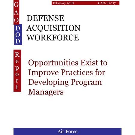 DEFENSE ACQUISITION WORKFORCE - eBook