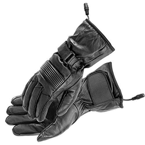Firstgear Heated Rider Gloves - X-Large/Black 951-2810
