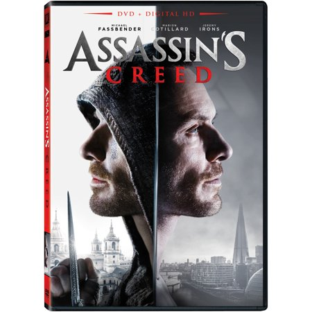 Assassin's Creed (DVD + Digital HD)