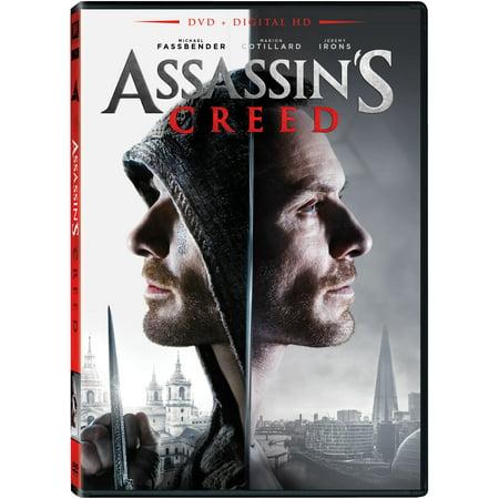 Assassin's Creed (DVD + Digital HD) - Assassin's Creed Timeline