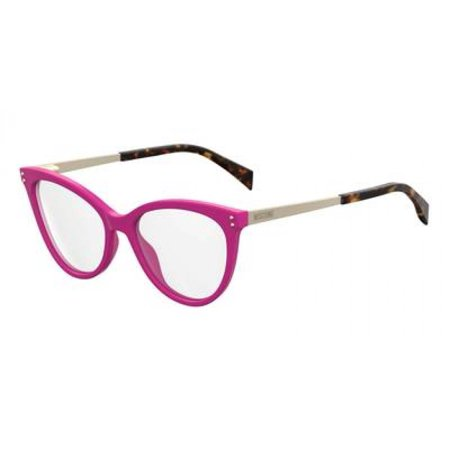 Moschino MO Mos503 Eyeglasses 0MU1 Fuchsia