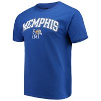 Men's Russell Athletic Royal Memphis Tigers Core Print T-Shirt