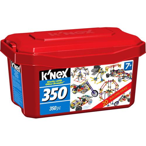 K'NEX 350 Piece Value Tub