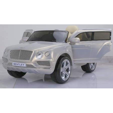 Luxury Edition 12v Licensed SUV Bentley Bentayga Kids Ride On Jeep with Remote Control