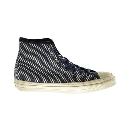 Converse Chuck Taylor Premium High Men's Shoes Ensign Blue 142256c