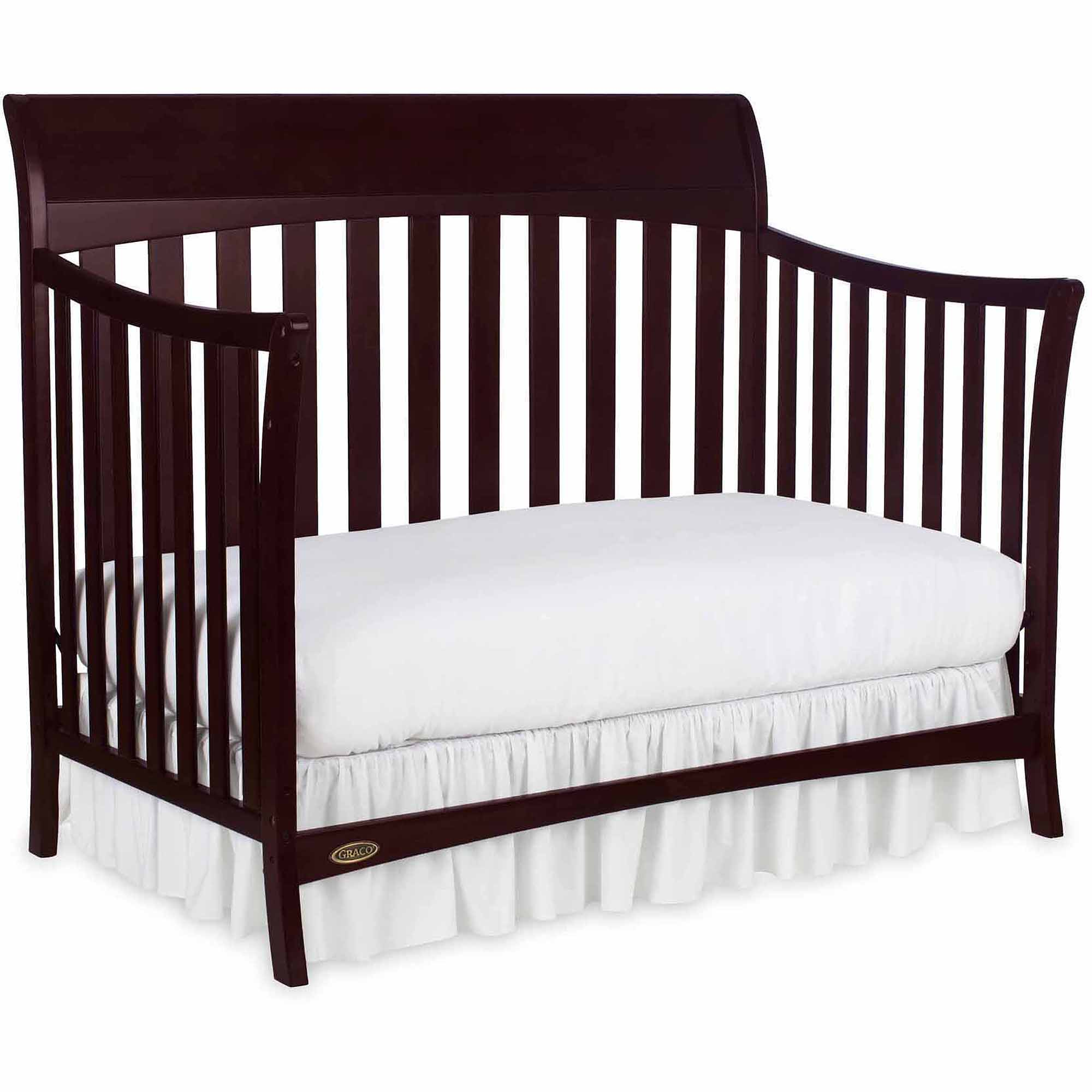 Graco 5 In 1 Convertible Crib, Toddler Bed, Daybed
