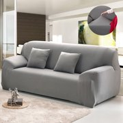 Couch Sofa Covers 1 4 Seater Furniture Protector Home Full Stretch Lightweight Elastic
