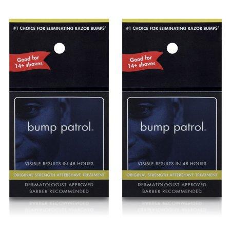 Bump Patrol Original Formula Aftershave Razor Bump & Burn Treatment (0.5