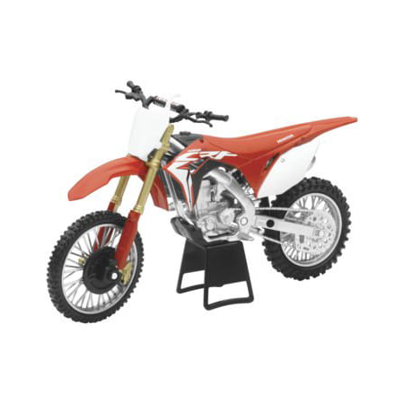 New Ray Toys 1:6 Scale Dirt Bike Die-Cast Replica Honda CRF450R 2017 49583