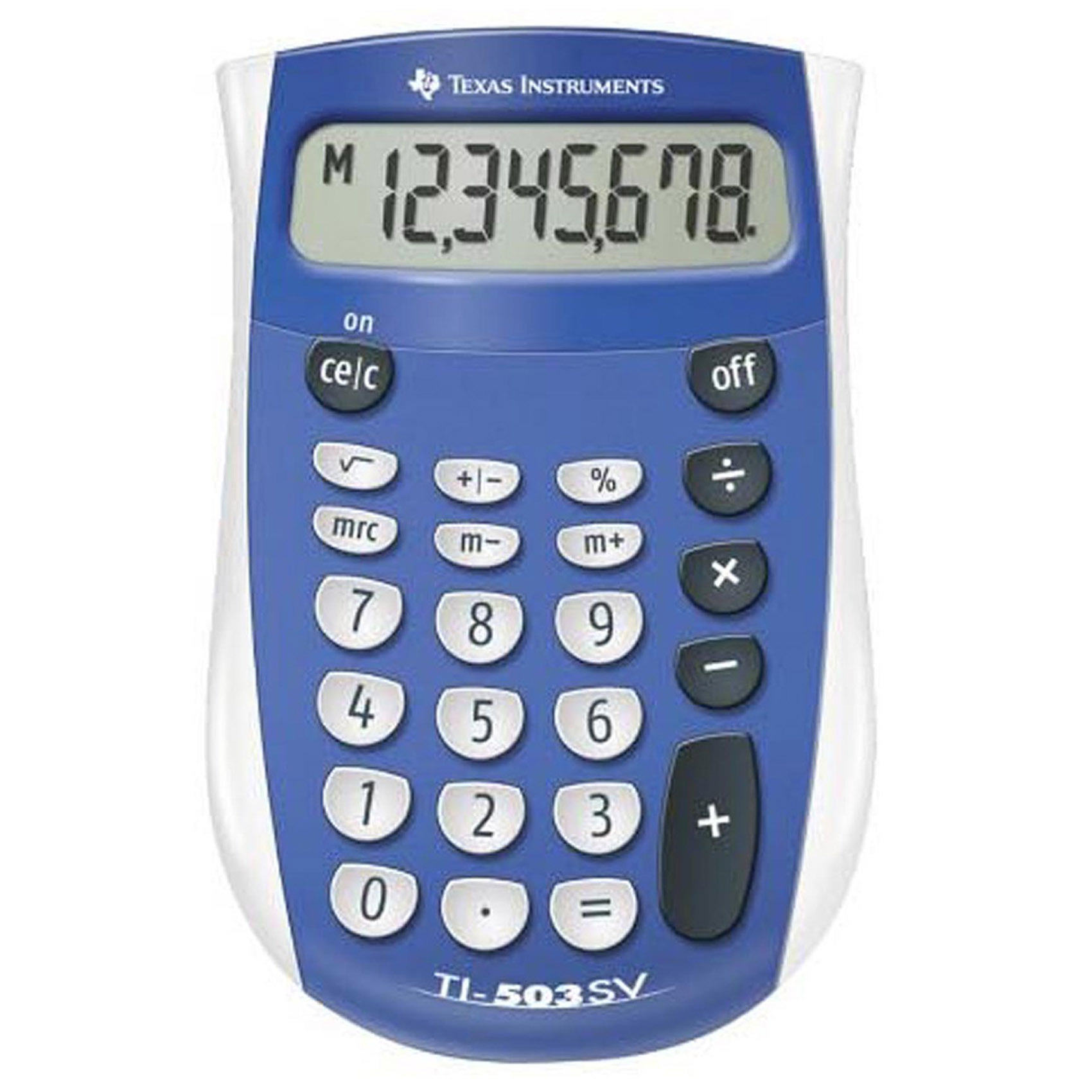 Texas Instruments TI-503 SV Basic Calculator