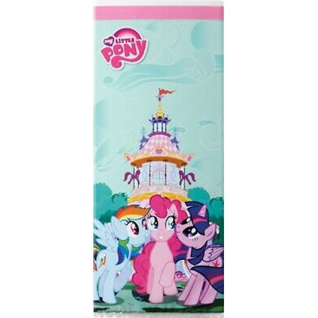 My Little Pony Treat and Candy Bags - 16 Count - 1912-4700 - National Cake Supply