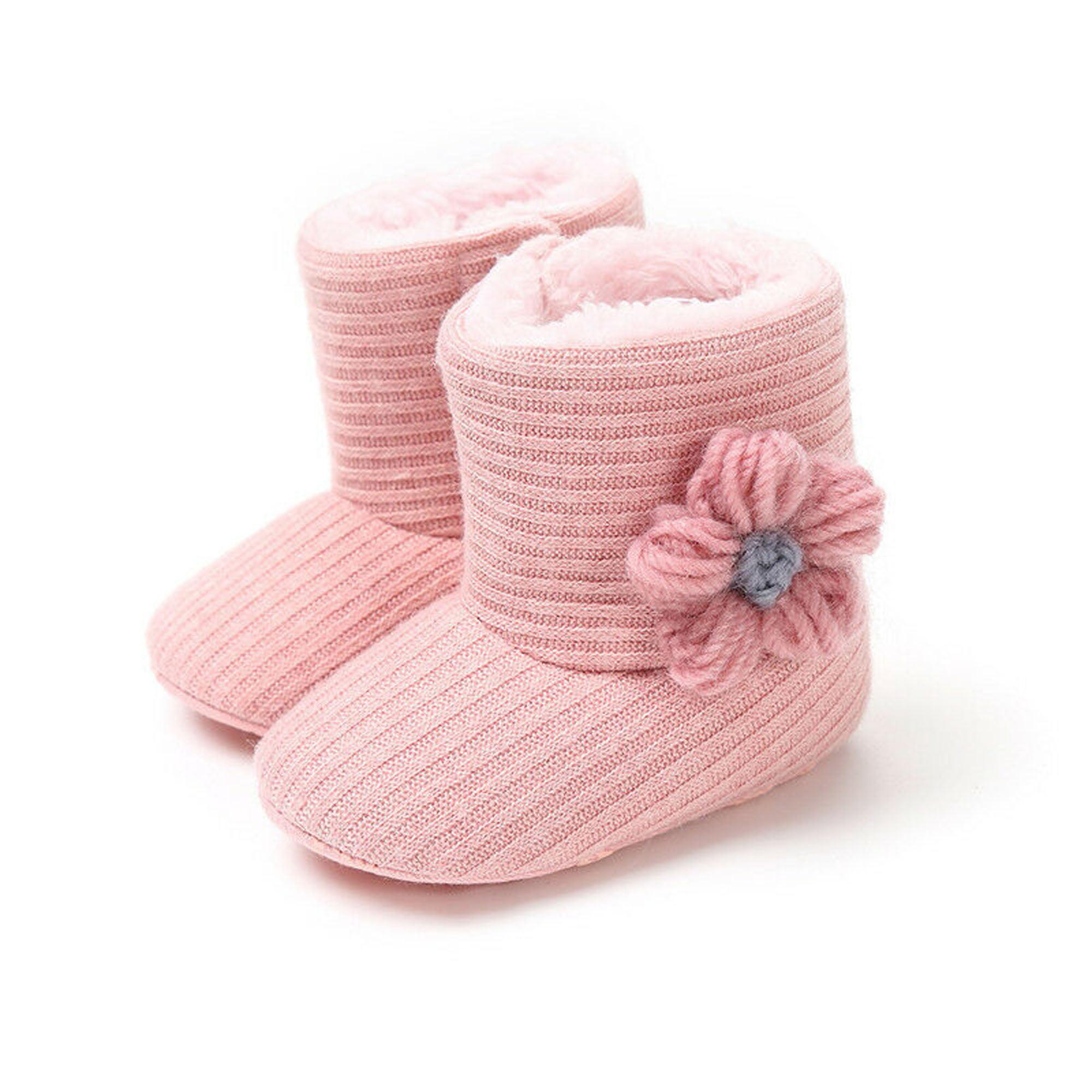 Bagilaanoe - Baby Boy Girl Boots Shoes