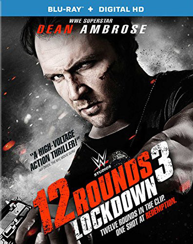 12 Rounds 3: Lockdown (Blu-ray) by Lions Gate