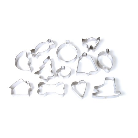Holiday Cookie Cutter Set - Holiday Cookie Exchange