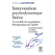 Intervention psychodynamique brève - eBook