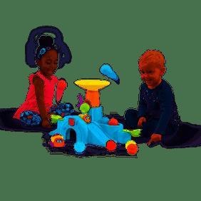 Step2 Ball Buddies Double Drop Hq Ball Tower For Toddlers Walmart Com Walmart Com