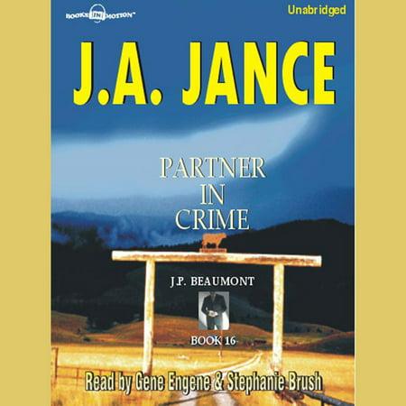 Partner in Crime - Audiobook