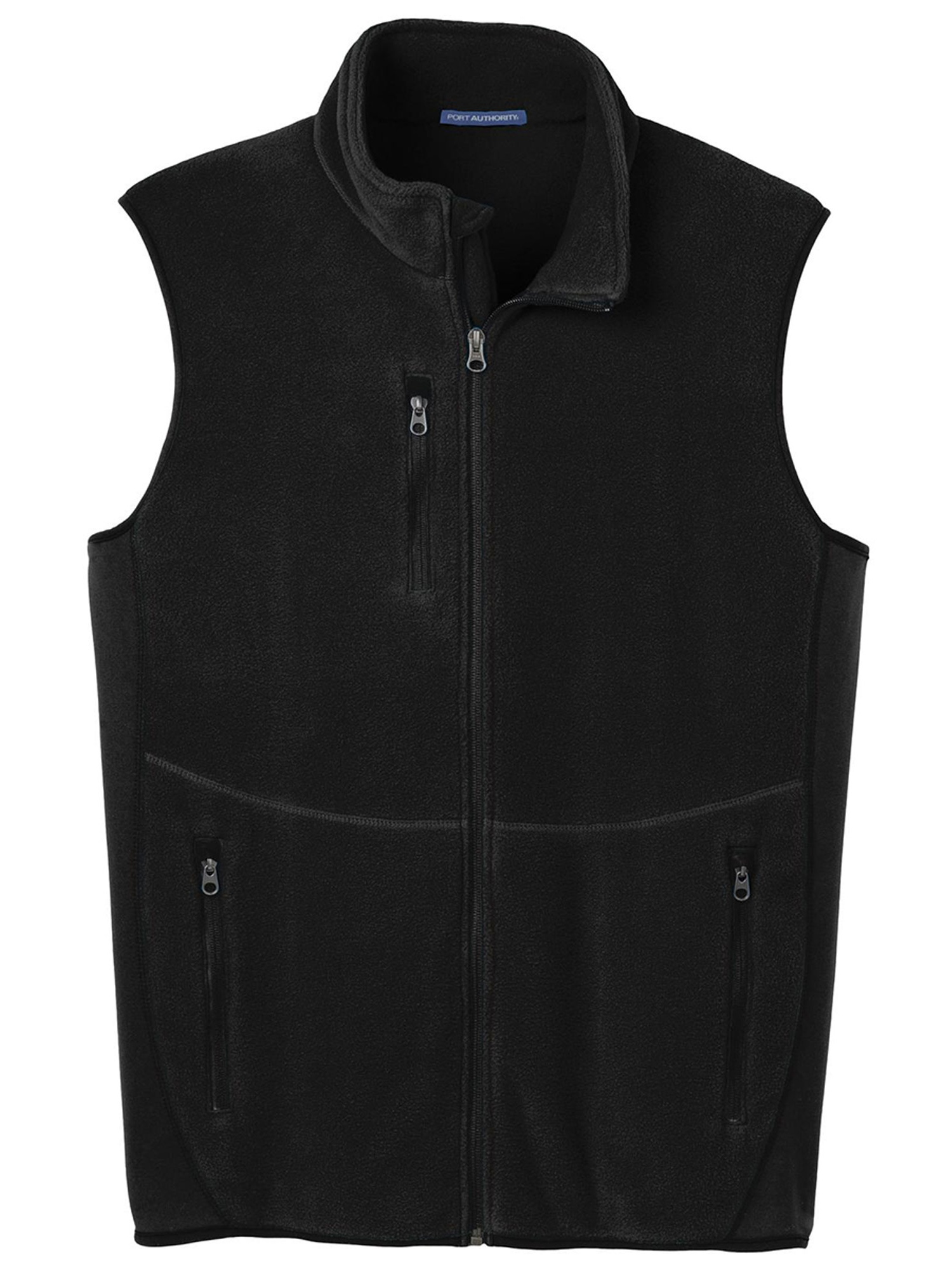 45aefee8fa55 Port Authority - Port Authority Men s Warmth Full-Zip Fleece Vest -  Walmart.com