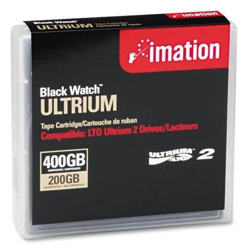 Imation 16598 Ultrium2 200/400gb Cart W Case