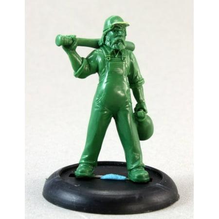 Reaper Miniatures Billy Joe, Zombie Hunter #50291 Chronoscope RPG Mini Figure